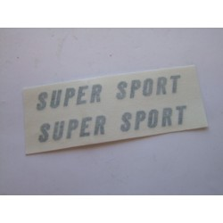 Decoration - Autocollant - CB400F (x2) - Super Sport