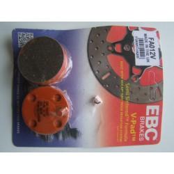 Frein - Plaquette EBC - Semi Synth. CB750 K0-K6