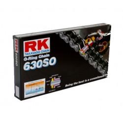 Transmission - Chaine - Noire - 630/088 - RK - Ferme - CB750F2/K7