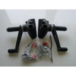Cale pied - position reculée - CB750 K1/K2/K6 -