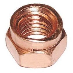 Ecrou - Cuivre - Thermique - M12 x1.75 - (x1)