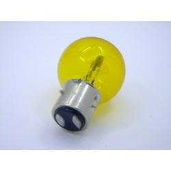 Ampoule - 12v - 45/40w - BA21D - Jaune