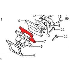 Moteur - Admission - Joint B de valve - MTX50 -