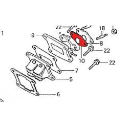 Moteur -  Admission - Joint de pipe - MTX50 -