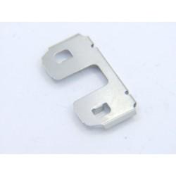 Frein - Etrier - plaque metallique - Fixation de support - (x1)