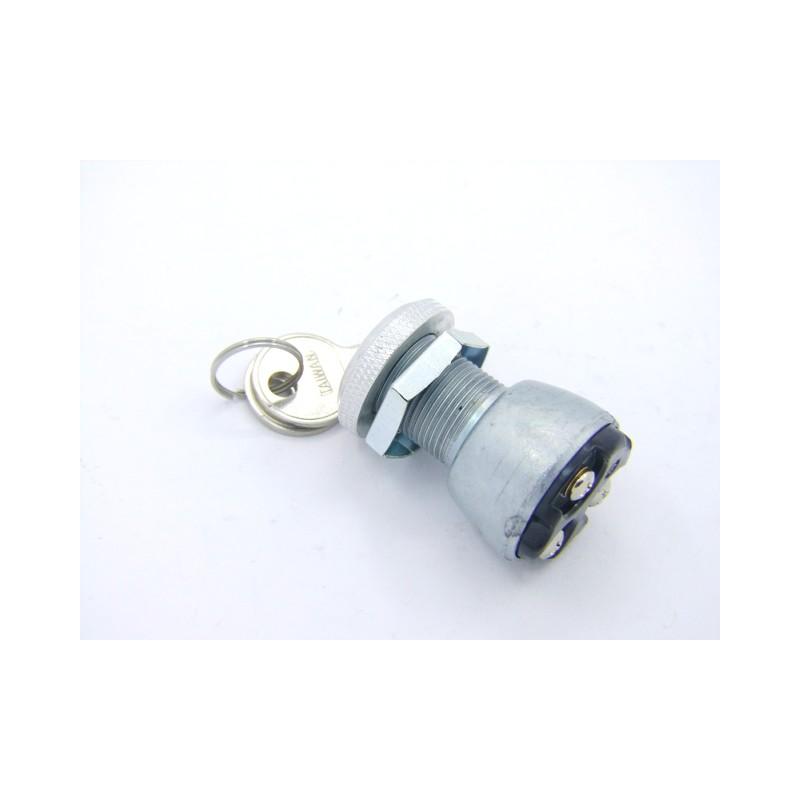 contacteur - Interrupteur a clef - Switch