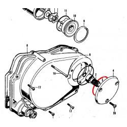 Filtre a huile - joint torique - 8.00x2.40 mm