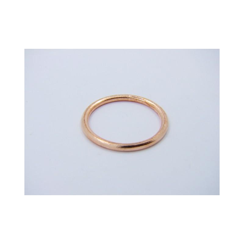 Echappement - Collecteur - joint Cuivre (x1) - 39x46x4mm