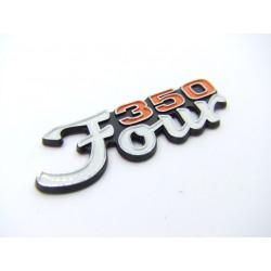 Embleme de carter lateraux - Droite ou Gauche - CB350 Four