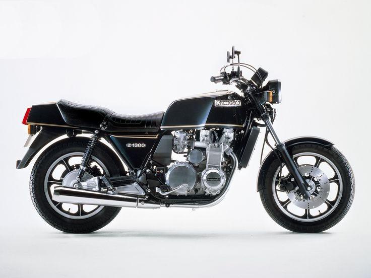 Z1300 A - (KZT30A) - 1979-1983